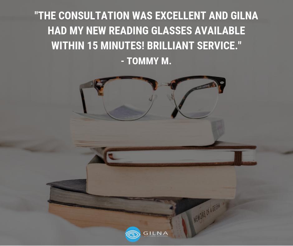 Gilna Opticans Glasses
