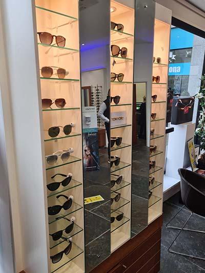 Gilna Opticians IFSC Branch