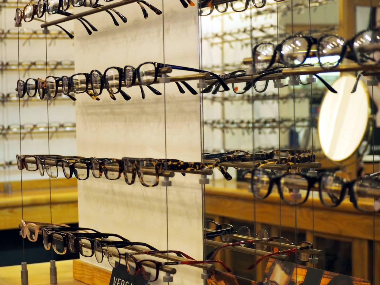 Gilna Opticians Glasses