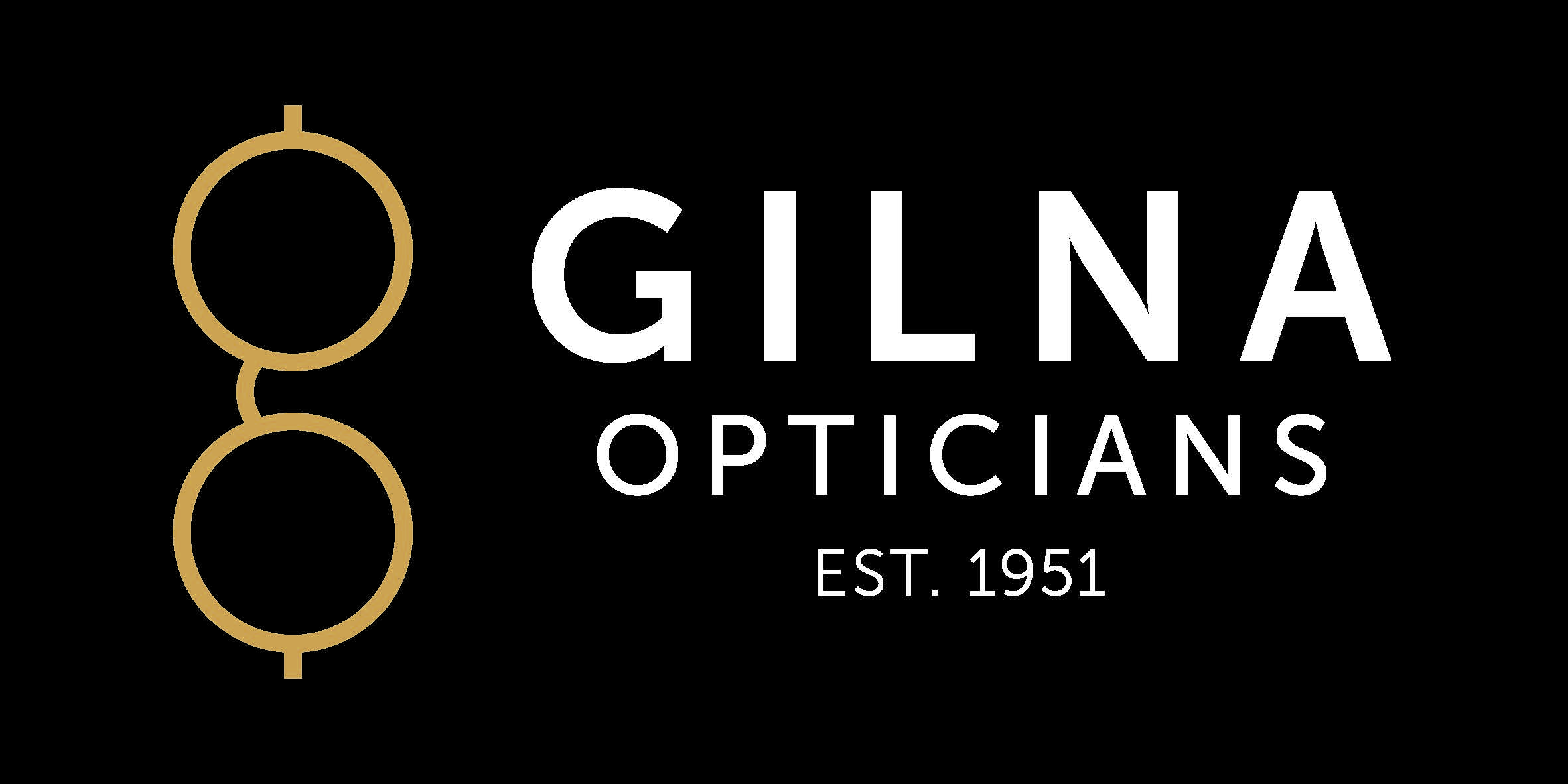 Gilna Opticians Logo